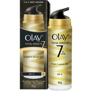 Olay Total Effects 7-in-1 Anti-Aging Daily Moisturizer With SPF 15, 3 pack