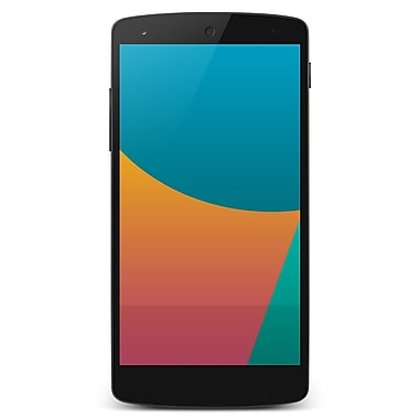 Lg Nexus 5 (D820) Factory Unlocked Smartphone, Black, Refurbished, English