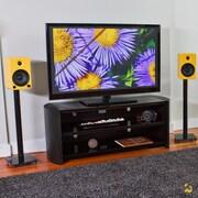 Kanto TV Stand; Black Matte