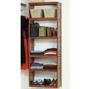 John Louis Home John Louis Home Standard Stand Alone Tower Frame; Red Mahogany