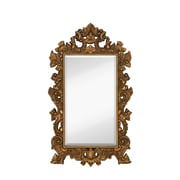 Majestic Mirror Traditional Bevel Wall Mirror