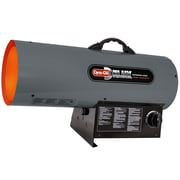 Dyna-Glo 150,000 BTU Portable Propane Forced Air Utility Heater w/ Continuous Electronic Ignition