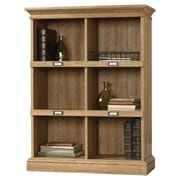 Sauder Barrister Lane 3-Shelf 46.65'' Bookcase