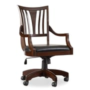 Hooker Furniture Latitude Low-Back Tilt Swivel Chair
