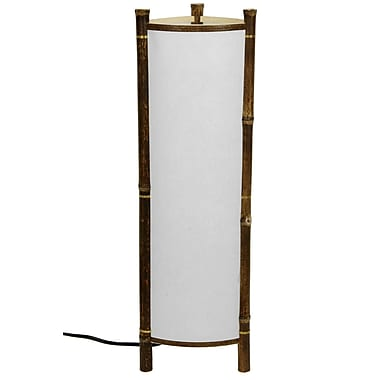 Oriental Furniture Japanese 23.5'' Table Lamp