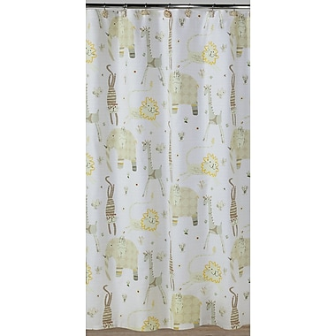 Creative Bath Animal Crackers Shower Curtain