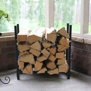 Woodhaven Steel Fireside Log Rack
