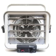 Dr. Infrared Heater 6,000 Watt Wall Mounted Electric Fan Compact Heater