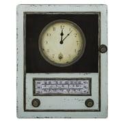 Cooper Classics Tradd Wall Clock