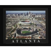 Decor Therapy Atlanta Baseball Photographic Print