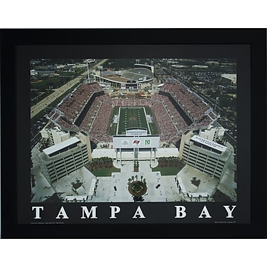 Decor Therapy Tampa Bay Football Photographic Print