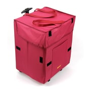 dbest products Bigger Smart Cart; Red