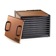 Excalibur 9 Tray Dehydrator w/ Timer; Antique Copper
