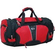 CalPak Field Pack 24'' Travel Duffel; Deep Red