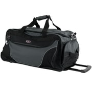 CalPak 29'' 2-Wheeled Carry-On Duffel; Charcoal