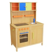 Berry Toys Lots of Fun Wooden Play Kitchen