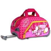 J World Pretty Girl Kid's Rolling Duffel