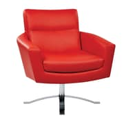 Ave Six Nova Arm Chair; Red