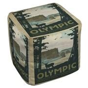 Thumbprintz Olympic Ottoman