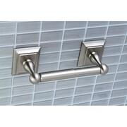 Kingston Brass Millennium Wall Mounted Toilet Paper Holder; Satin Nickel