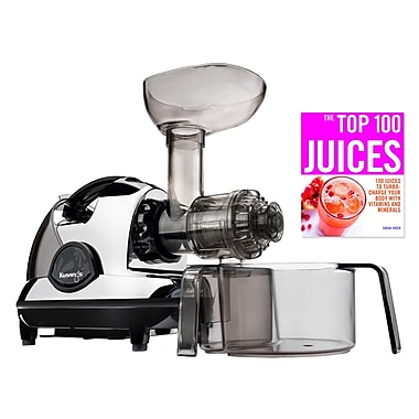 Fitness First Slow Juicer Review : KUvINGS Masticating Slow Juicer; Chrome Staples