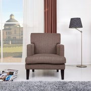 Gold Sparrow Tulsa Arm Chair I; Brown