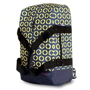 J World Duncan 13'' Travel Duffel; Navy