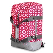 J World Duncan 12'' Travel Duffel; Pink