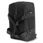 J World Duncan 13'' Travel Duffel; Black