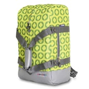 J World Duncan 12'' Travel Duffel; Lime