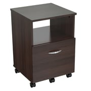 Inval Uffici Commercial 1 Drawer Mobile Filing Cabinet