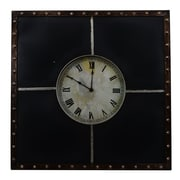 Decor Therapy Wall Clock