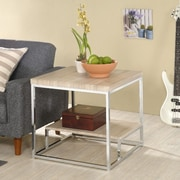 Fox Hill Trading Millennial Hansen End Table