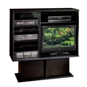 Rush Furniture Americus TV Stand; Black