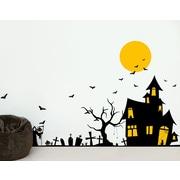 Pop Decors Halloween Decals Wall Decal