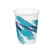 Solo Cups Jazz Hot Poly-coated Paper Cups Jazz Design