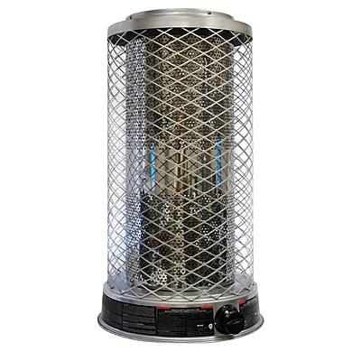 Dyna-Glo 125,0000 BTU Portable Propane Radiant Utility Heater WYF078277371227
