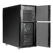 Eagle Tech Nanoxia Deep Silence 1 Mid Tower Case Fits XL-ATX Motherboard; Black