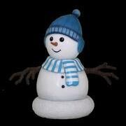Queens of Christmas 3.5' Boy Snowman Figurine