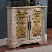 Coast to Coast Imports 2 Door 1 Drawer Cabinet