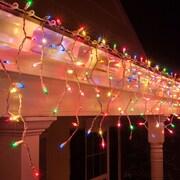 Kringle Traditions Mini Icicle Light; Multi