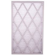 Quality Filters, Inc Dust & Pollen Air Filter (Set of 6); 30'' H x 20'' W x 1'' D