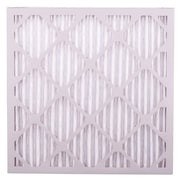 Quality Filters, Inc Dust & Pollen Air Filter (Set of 6); 20'' H x 20'' W x 1'' D
