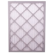 Quality Filters, Inc Dust & Pollen Air Filter (Set of 6); 25'' H x 20'' W x 1'' D