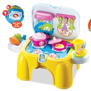 Berry Toys My First Portable and Carry Kitchen Play Set