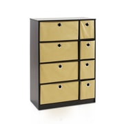 Furinno Econ 8 Drawer Storage Chest