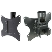 Arrowmounts 1.5'' NPT Pipe Ceiling Mount for 23''-42'' Flat TV