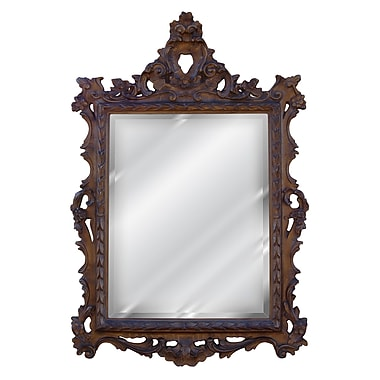 Hickory Manor House Regents Mirror Venetian Staples 174