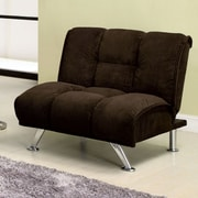 Hokku Designs Oberon Chair; Brown
