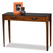 Leick Obsidian Console Table